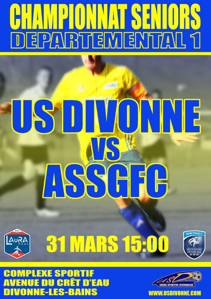 USD 1 vs ASSGFC